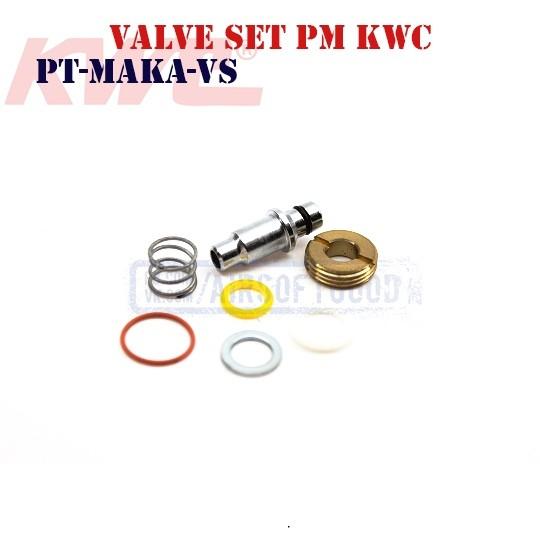 Выпускной клапан ПМ CO2 KWC (PT-MAKA-VS)