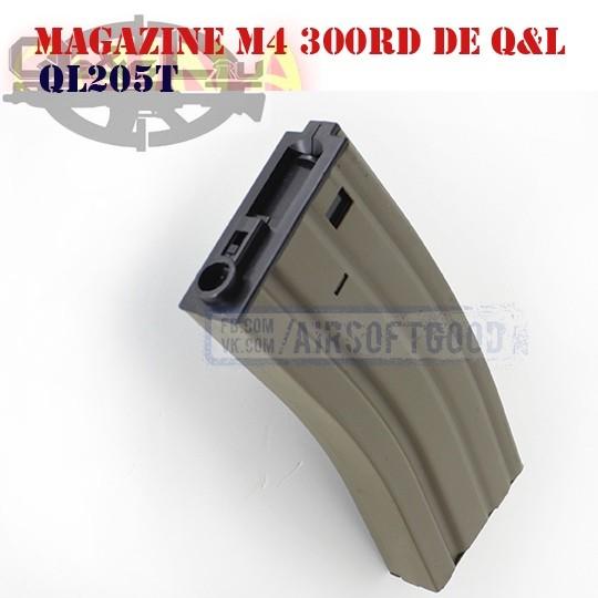 Магазин бункерный M4 DE Q&L (QL205T)
