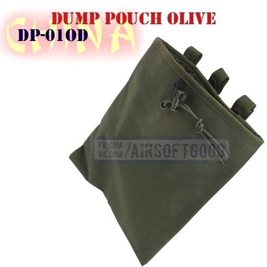 Сумка сброса Olive (DP-01OD)