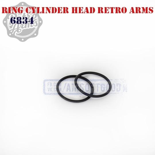 Уплотнительные кольца головы цилиндра Retro Arms (6834)
