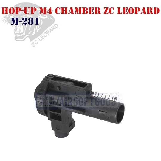 Accurate Hop-UP M4 M16 ZC Leopard (M-281)