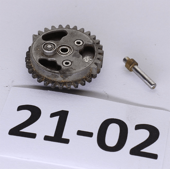 Sector Gear CNC 32:1 Super Shooter CL4018