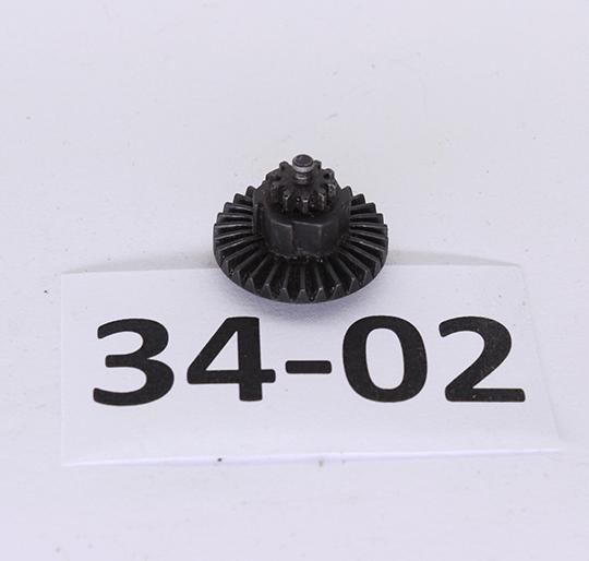 Конусная (Bevel) прямозубая Шестерня CNC ZC Leopard ZCCL-16