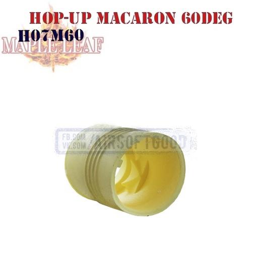 Hop-UP Macaron 60deg Maple Leaf (H07M60)