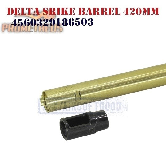 6.20 Inner Barrel DELTA STRIKE 420mm PROMETHEUS (4560329186503)