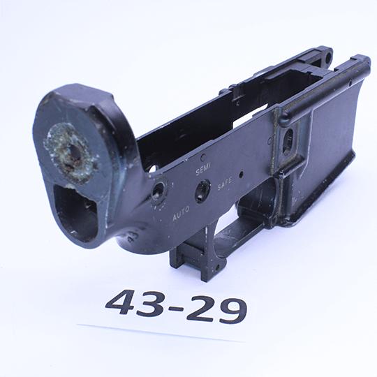 Metal Body (Lower Receiver) M4 AGM