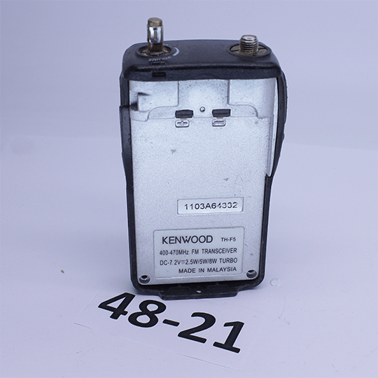 Портативная Рация Kenwood TH-F5 400-470MHz