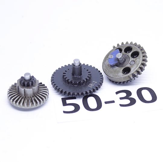 Набор усиленных шестерней 18:1 4мм Gear Set CNC ZC Leopard