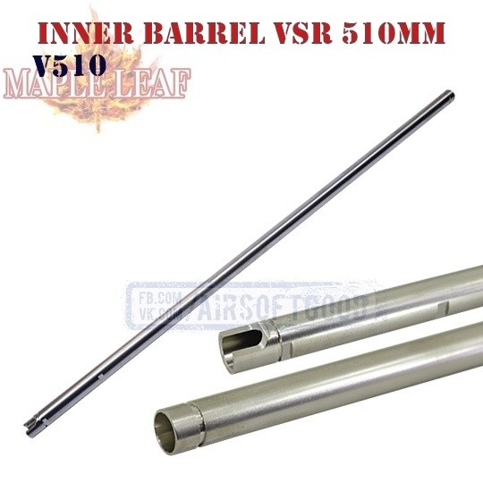 6.02 Inner Barrel VSR-10 510mm Maple Leaf (V510)