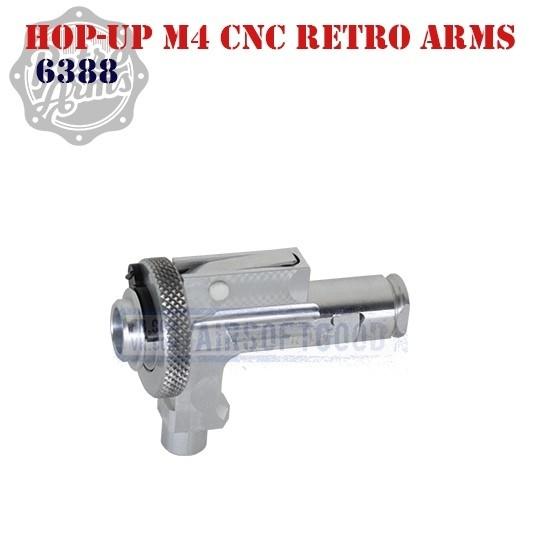 Hop-UP M4 Aluminum CNC Retro Arms (6388)