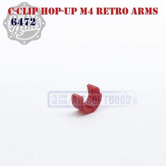 C-Clip Lock Hop-UP M4 Retro Arms 6472