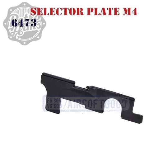 Selector Plate AR-15 M4 Retro Arms (6473)