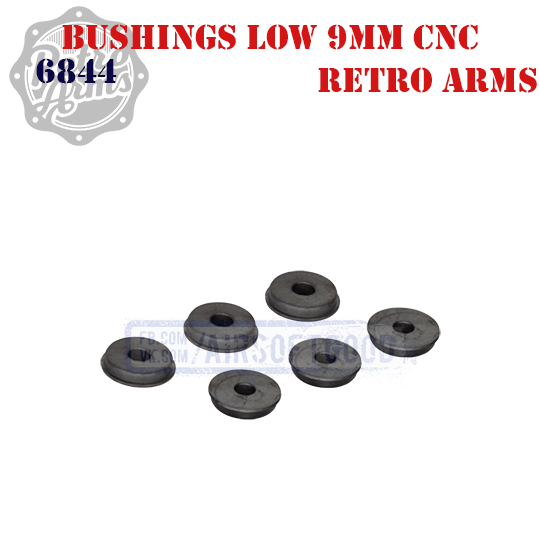 Bushings Low Profile 9mm CNC Retro Arms (6844)