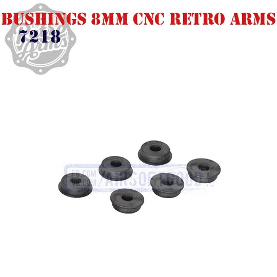 Bushings 8mm CNC Retro Arms (7218)