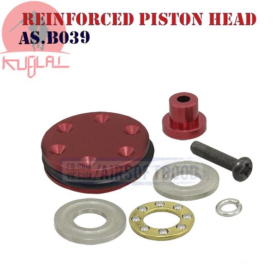Reinforced Piston Head Aluminum CNC KUBLAI (AS.B039)
