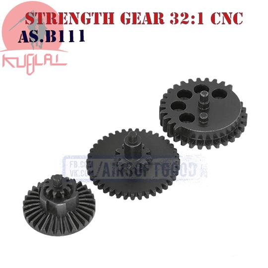 High Strength Gear Set Max Torque Up 32:1 CNC KUBLAI (AS.B111)