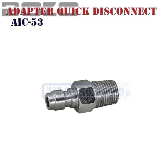 Adapter Quick Disconnect HPA BOZO (AIC-53)