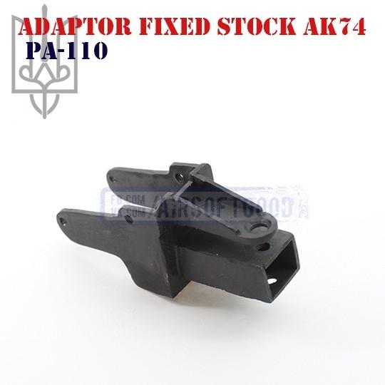 Adaptor Fixed Stock AK-74 UA (PA-110)