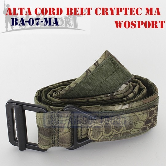 Alta Belt KRYPTEK MANDRAKE Cordura WoSporT (BA-07-MA)