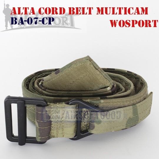 Alta Belt MULTICAM Cordura WoSporT (BA-07-CP)