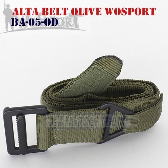 Alta Belt Olive WoSporT (BA-05-OD)