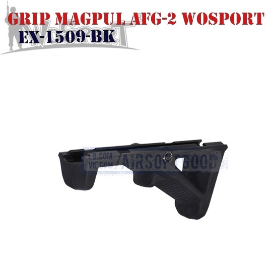 Angled Fore Grip MAGPUL AFG-2 WoSporT (EX-1509-BK)