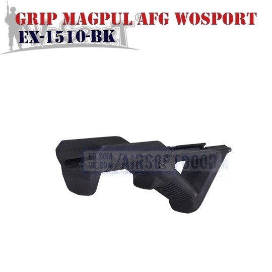 Angled Fore Grip MAGPUL AFG WoSporT (EX-1510-BK)