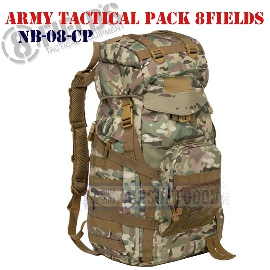 Army Tactical BackPack MULTICAM 8FIELDS (NB-08-CP)
