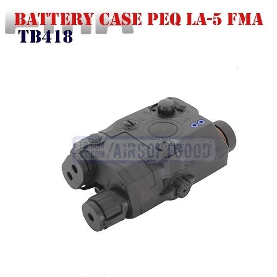 Battery Cace PEQ LA-5 FMA (TB418)