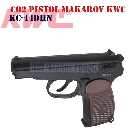 CO2 Pistol Makarov KWC (KC-44DHN)