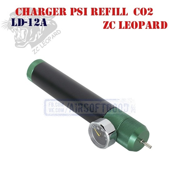 Charger PSI Refill CO2 ZC Leopard (LD-12A)