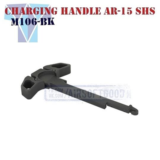 Charging Handle AR-15 SHS (M106-BK)