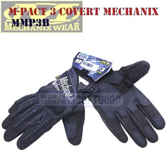 Combat Gloves M-Pact 3 Covert Old-Version Mechanix (MMP3B)