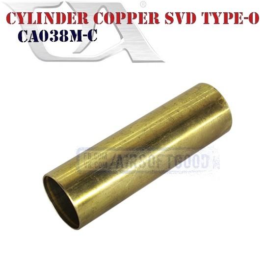 Cylinder Copper SVD/SR25 Type-0 Classic Army (CA038M-C)