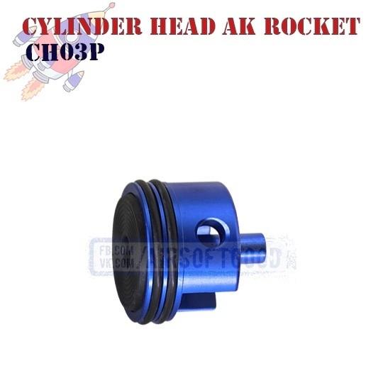 Cylinder Head AK Aluminum ROCKET (CH03P)