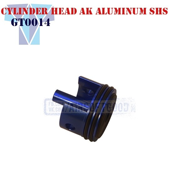 Cylinder Head AK Aluminum SHS (GT0014)