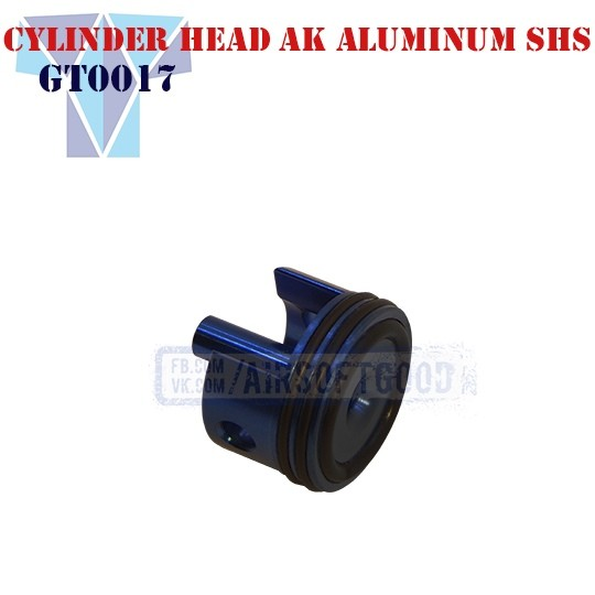 Cylinder Head AK Aluminum SHS (GT0017)