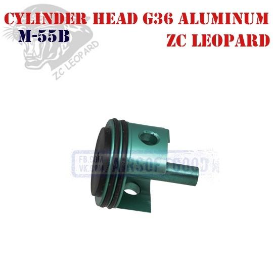 Cylinder Head G36 Aluminum ZC Leopard (M-55B)