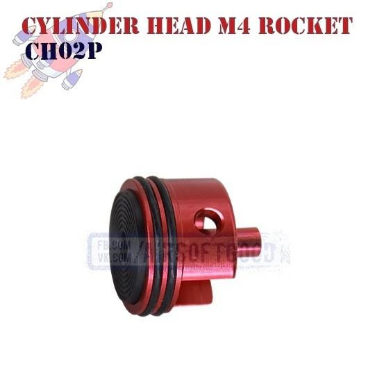 Cylinder Head M4 Aluminum ROCKET (CH02P)