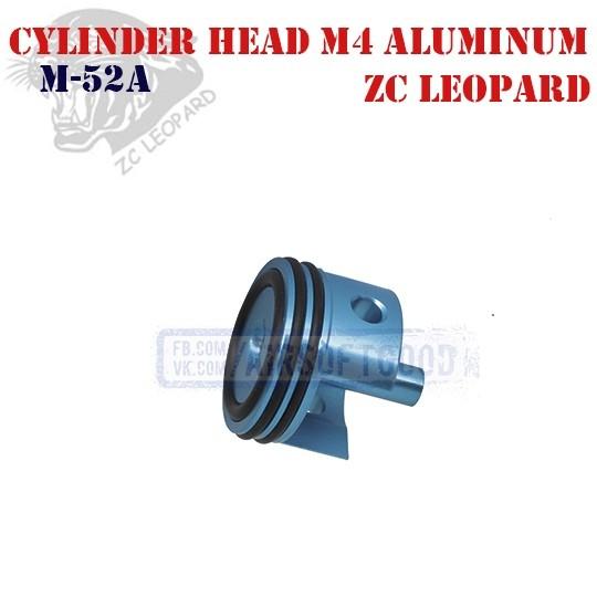Cylinder Head M4 Aluminum ZC Leopard (M-52A)