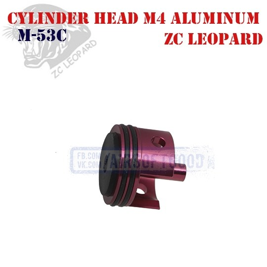 Cylinder Head M4 M16 AR-15 Aluminum ZC Leopard (M-53C)