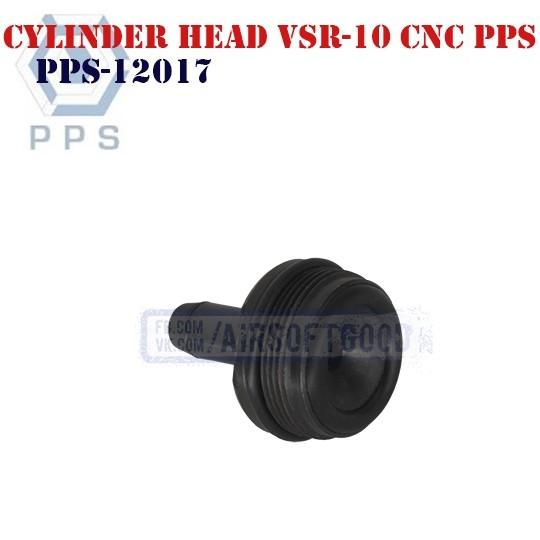 Cylinder Head VSR-10 CNC PPS (PPS-12017)