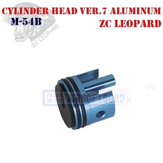 Cylinder Head Ver.7 Aluminum ZC Leopard (M-54B)