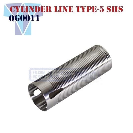 Cylinder Line Upgrade Type-5 Stainless Steel SHS (QG0011)