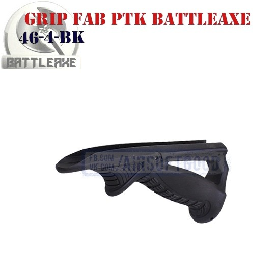 Ergonomic Pointing Grip FAB PTK BATTLEAXE (46-4-BK)