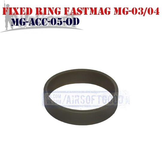 Fixed Ring Pouch FastMag MG-03/04 OD WoSporT (MG-ACC-05-OD)