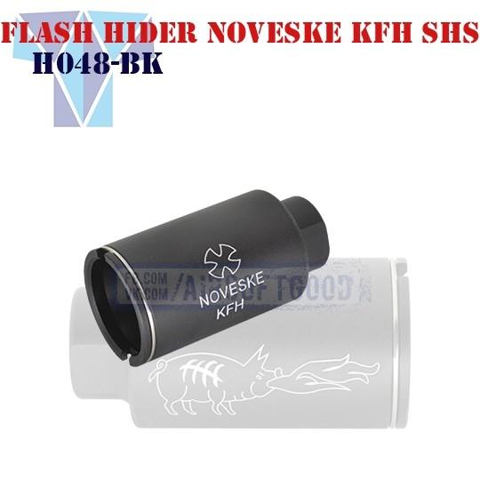 Flash Hider Noveske KFH Adjustable Sound Amplifier SHS (H048-BK)