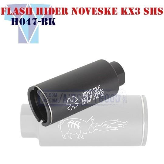 Flash Hider Noveske KX3 Adjustable Sound Amplifier SHS (H047-BK)