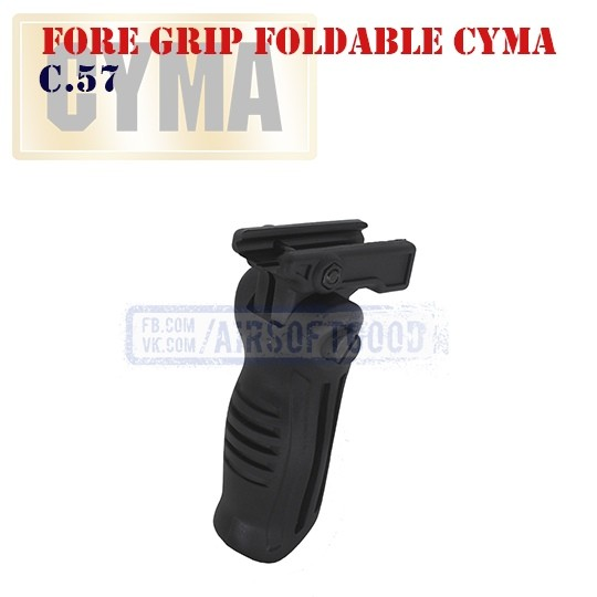Fore Grip Foldable CYMA (C.57)
