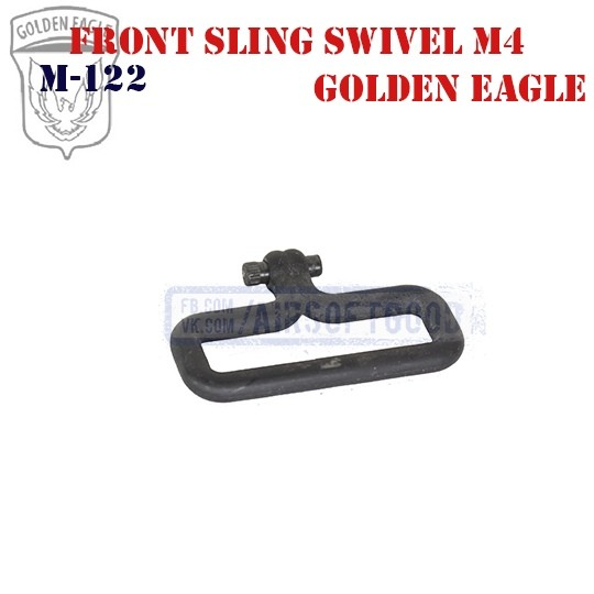 Front Sling Swivel M4 Golden Eagle (M-122)